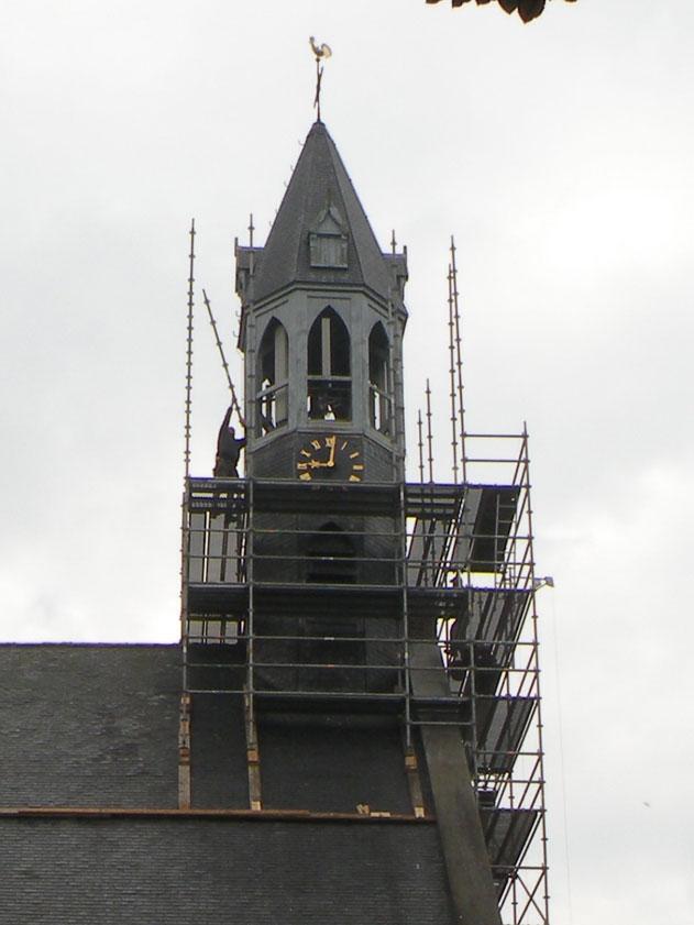 kerktoren zandvliet