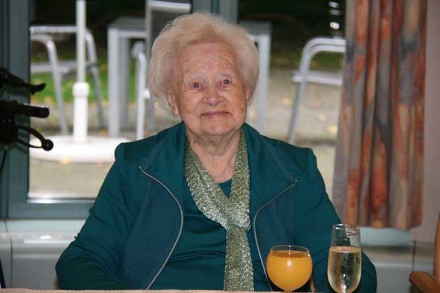105 jarige