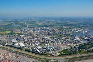 Mogelijk komt er een  nieuwe fabriek bij op het terrein van BASF