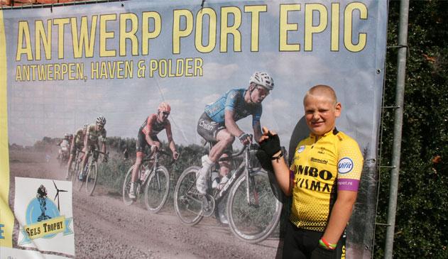 Bijna vierhonderd wielertoeristen op omloop Port Epic
