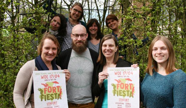 Fort Fiesta geeft jeugd een avontuurlijke dag